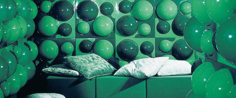 Verner panton interior design - Verner Panton Sputnik Design 1