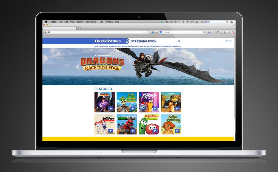 DreamWorks-Animation-DreamWorks-Distribution-screening-room-website-design-Sputnik-Design-London