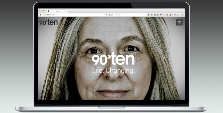 90TEN website wins Gold in PM Society Digital Awards