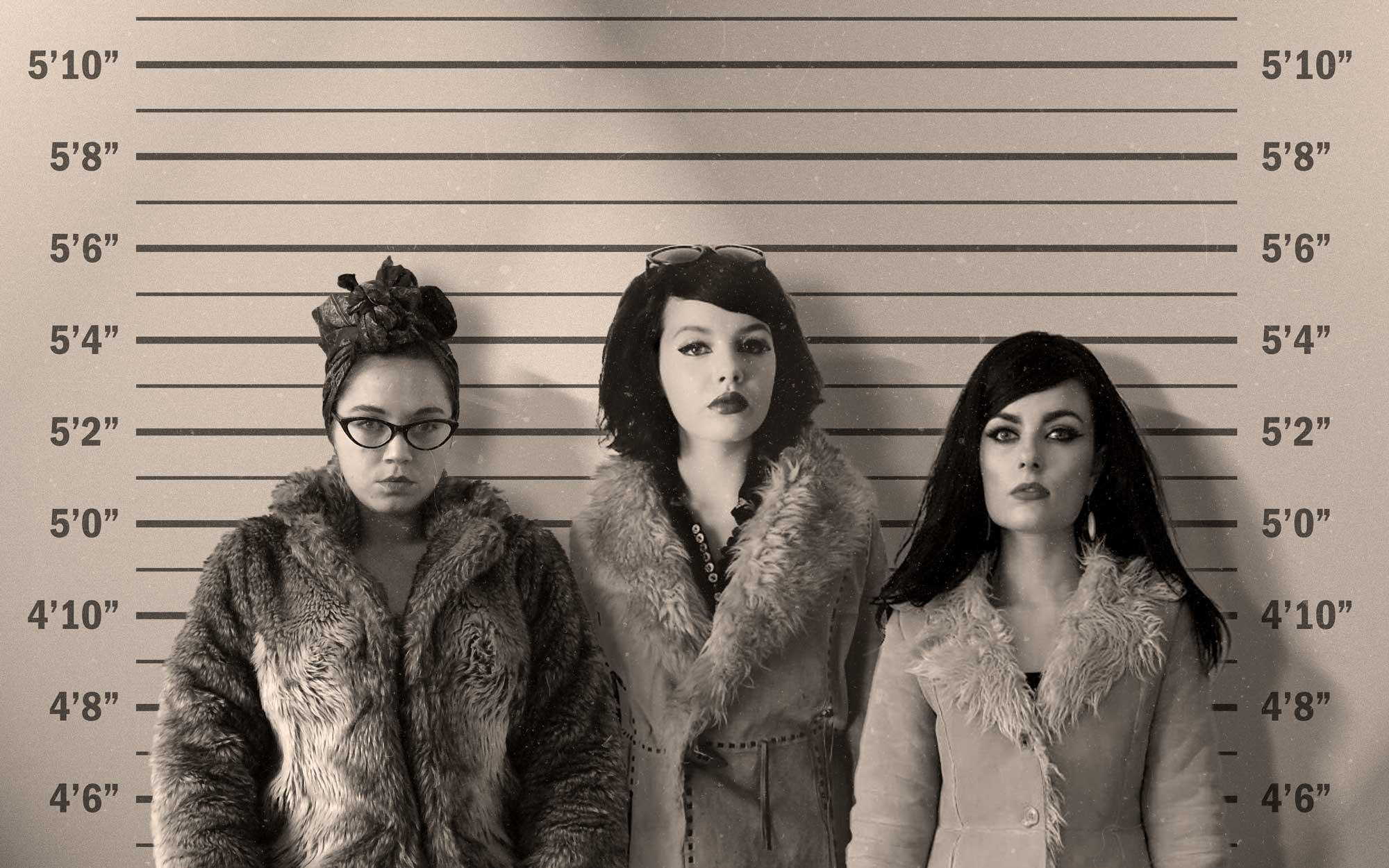 Northernettes-Danger-police-lineup