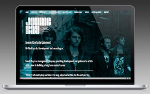 jonnie-ray-entertainment-site-sputnik-design