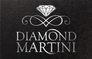 Diamond-Martini-logo-design-sputnik
