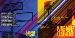 Meme Magazine Sputnik Design Detrot House CD