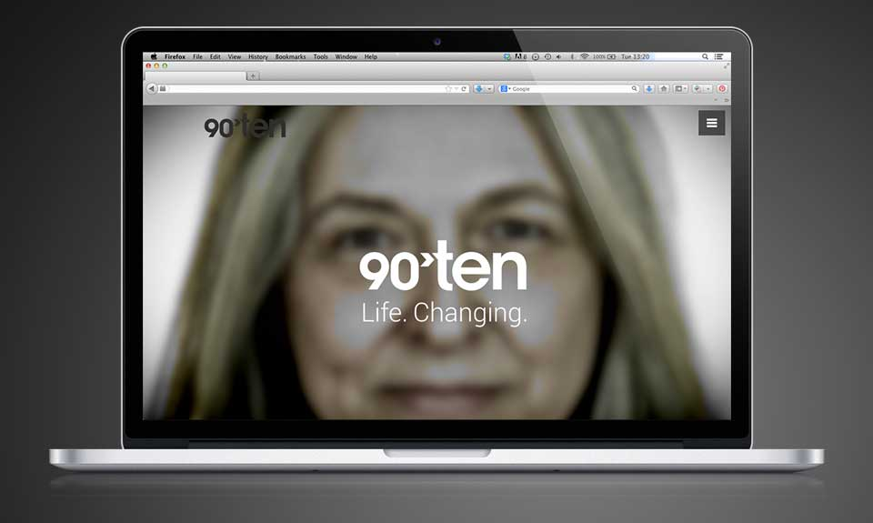 90ten-healthcare-website-design