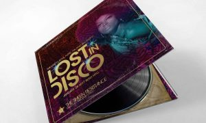 Lost-In-Disco-Bush-Hall-Sheen-Resistance-CD-design